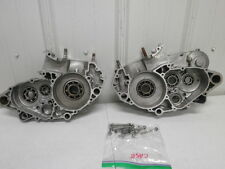 1993 Suzuki RMX250 Engine Center Cases Right Left Crankcase Case RMX 250 89 - 96
