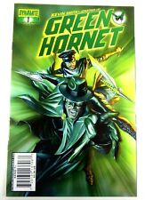 Dynamite THE GREEN HORNET (2010) Kevin SMITH Alex ROSS Cover NM (9.4) Ships FREE