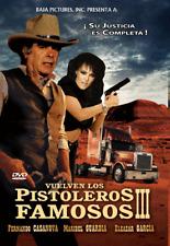 Vuelven Los Pistoleros Famosos III