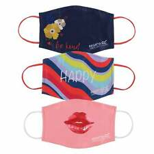 Regatta Lifestyle Face Masks Pack Of 3