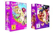 6 DVDs * MIA AND ME - BOX 1.1 + 1.2 - STAFFEL 1 (FOLGE 1-26) IM SET # NEU OVP &