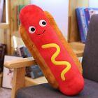 Fries / Hamburger / Ice Cream / Hotdog / Popcorn Cushion Plush Play Toy Home NEW