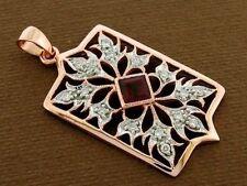 Garnet Rose Gold Vintage & Antique Jewellery