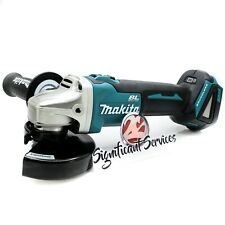 "Makita XAG03Z 18V LXT®  Brushless Cordless 4‑1/2"" / 5"" Cut‑Off/Angle Grinder NEW"