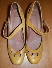 mustard coloured shoes | eBay