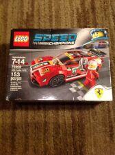 LEGO 75908 Speed Champions Ferrari 458 Italia GT2 - 153 Pieces