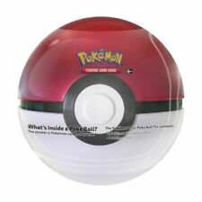POKEMON SPRING 2019 POKE BALL TIN  GREAT BALL 3 BOOSTERS + 1 COIN SEALED