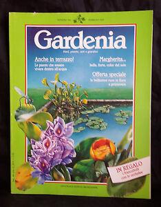 GARDENIA FIORI, PIANTE, ORTI E GIARDINI NR.106 ANNO 1993