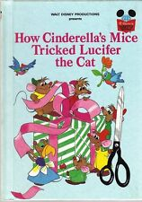 Disney Wonderful World Of Reading HOW CINDERELLA'S MICE TRICKED LUCIFER THE CAT