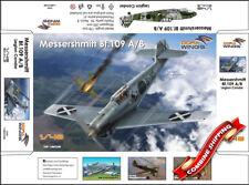 Dora Wings 48009 Messerschmitt Bf.109 A/B Legion Condor plastic model kit 1/48
