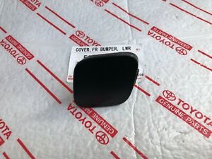 *NEW LEXUS IS250 IS350 F-SPORT FRONT BUMPER TOW HOOK COVER CAP OEM 2011-2013