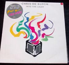 CHRIS DE BURGH Into The Light LP