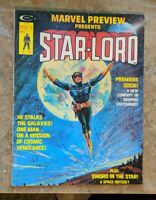Marvel Preview #4 1st Star-Lord Guardians of the Galaxy  NICE!KEY