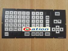 Hitachi Seiki CNC Keypad Membrane, Control Panel - HS1005