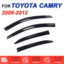 Weathershields Weather shields Window Visor For Toyota Camry 2006 to 2012