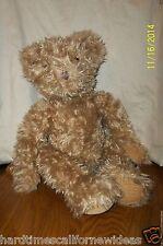 "Russ Chestnut Bear Plush 20"""
