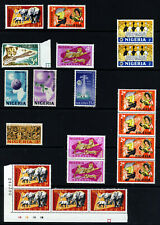 NIGERIA 1960's Onwards A predominantly MNH Selection of Issues MNH & MINT