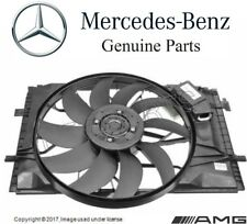 Mercedes R171 W203 C209 A209 Engine Motor Cooling Auxiliary Fan Assembly Genuine