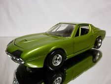 POLISTIL S24 ALFA ROMEO MONTREAL - GREEN 1:25 - VERY GOOD CONDITION