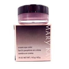NIB Mary Kay Cream Eye Color Violet Storm .15 OZ NEW ~ FREE Shipping