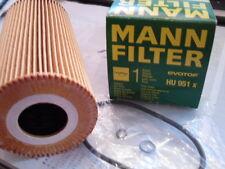 Original MANN Ölfilter Evotop HU 951 X (Filtereinsatz) für Mercedes Benz DIESEL