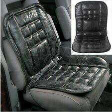 Leather Back Support Front Seat Cover Cushion Chair For Car Truck Taxi Protect