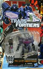 Transformers Fall of Cybertron Generations Shockwave