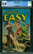Captain Easy 11 CGC 6.0 - White Pages