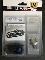 Dodge Viper GTS Le Mans Miniatures LeMans 1:87 neu in OVP new 187031
