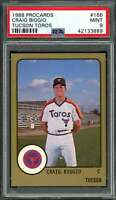 1988 procards #166 CRAIG BIGGIO houston astros rookie card PSA 9