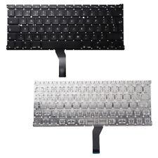 Para Apple Macbook Air 13 2012-2015 A1369 A1466 UK Keyboard Layout Negro Laptop