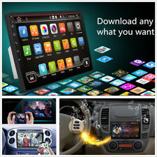 """9"""" HD Touch Screen Android 6.0 Quad-Core 2+32G Car Stereo Radio GPS Wifi DVD 4G"""