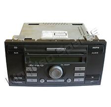 FORD FOCUS MK2 C-MAX FIESTA TRANSIT CD 6000 PLAYER RADIO WITH CODE 2003 - 2008