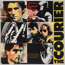 THE COURIER: Soundtrack USA Movie Music U2 Pogues PROMO '88 Vinyl LP NM-