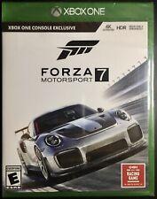 Forza Motorsport 7 - Xbox One - (FACTORY SEALED)