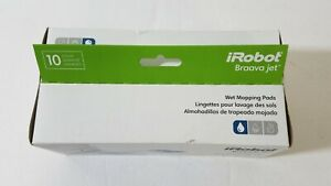 NEW iRobot Braava jet WET MOPPING PADS 10 pack Authentic