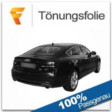 3D Tönungsfolie VORGEWÖLBT Audi A5 Sportback Bj ab 2009