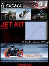 Yamaha Snoscoot 200 Snowmobile Jetting Carburetor Carb Stage 1-3 Jet Kit