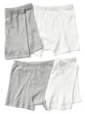 Ropa de niño de 2 a 16 años multicolores blancos de 100% algodón