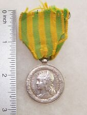 France Indo China Medal, rare, navy type
