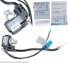BMW 1 3 Series X1 E87 E84 E88 E90 E70 LCi Negative Battery Cable IBS 61129164352