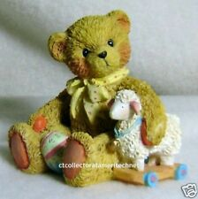 Cherished Teddies Chelsea RARE Retired  MIB