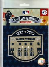 Authentic MLB New York Yankees Stadium Legacy Patch 08