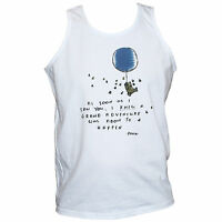 WINNIE THE POOH CUTE FRIENDSHIP LOVE T SHIRT VEST Graphic Retro Top S M L XL XXL