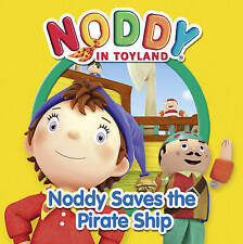 Noddy Saves the Pirate Ship, , New condition, Book