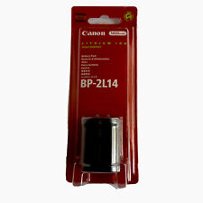 Canon Battery Pack BP-2L14 1450mAh Lithium Ion Camcorder Battery OEM NEW