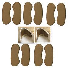 10 Stück Fabric Fersenschutz Fersen Polster Schuhpolster Fersenkissen Anti Slip