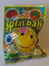 Jaru Splat Ball Squishy Smiley Face Toy Stress Ball - New