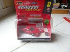 Ferrari F40 Competizione Garage 1/43 Bburago Race & Play New Burago