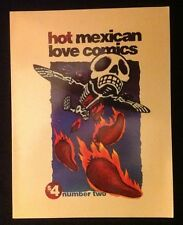 Hot Mexican Love Comics~Number Two~1997